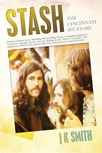 9781512163551: Stash: The Cincinnati 007 Story