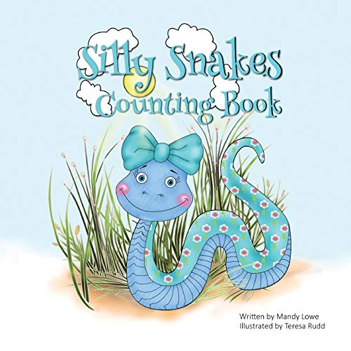 9781512164886: Silly Snakes Counting Book