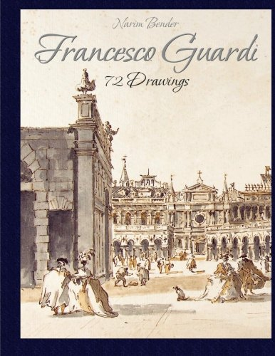 9781512165081: Francesco Guardi: 72 Drawings