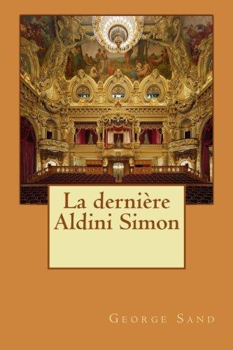 9781512172249: La derni�re Aldini Simon