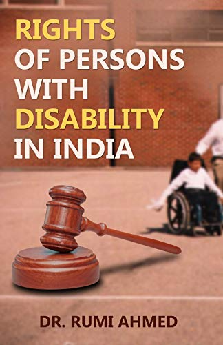 9781512173819: Rights of Persons with Disability in India