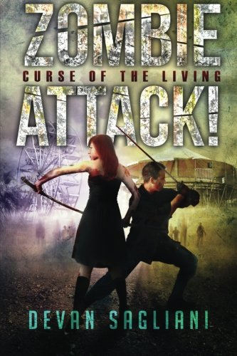 9781512175769: Zombie Attack! Curse of the Living (Volume 2)