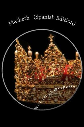 9781512179750: Macbeth (Spanish Edition): clásico de la literatura de Shakespeare ,libros en español