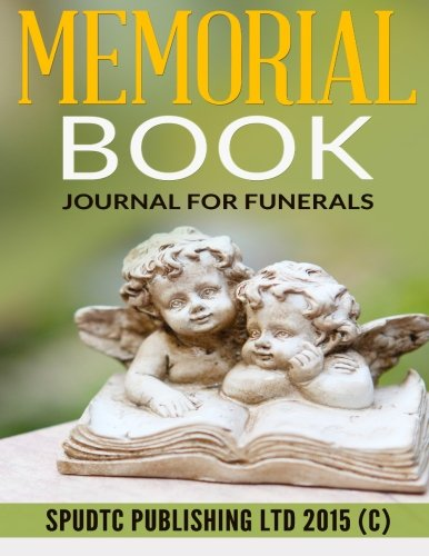 9781512183948: Memorial Book: Journal for Funerals