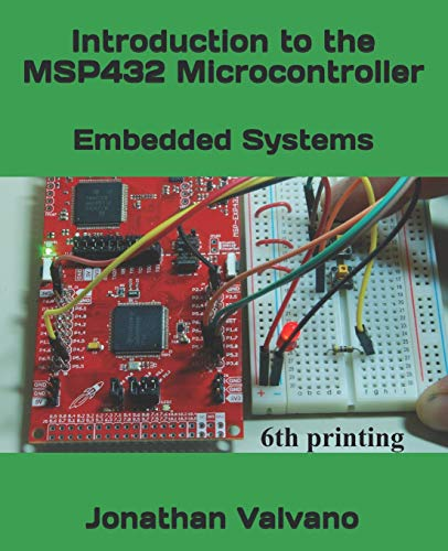 9781512185676: Embedded Systems: Introduction to the MSP432 Microcontroller (Volume 1)