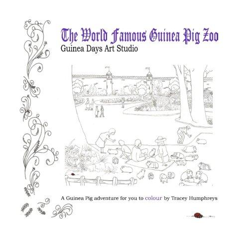 9781512186727: The World Famous Guinea Pig Zoo: Guinea Days Art Studio