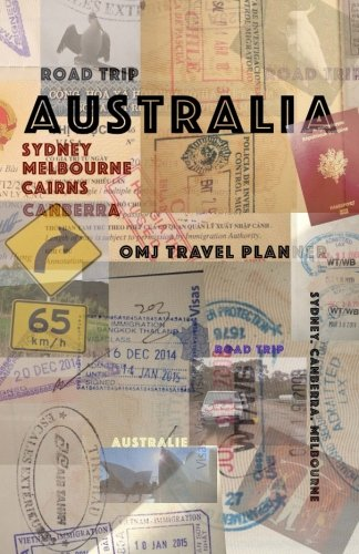 9781512194074: Australia Road Trip: Australia travel planner