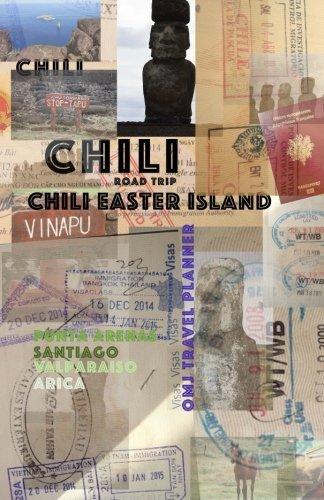 9781512194814: Chili Road Trip: Chili travel planner
