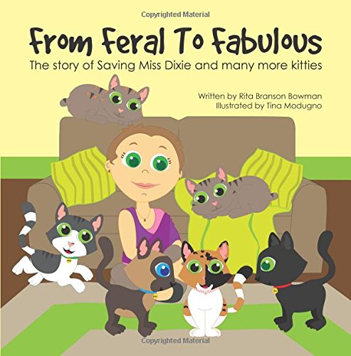 9781512197228: From Feral To Fabulous: The story of saving Miss Dixie and many more kitties.