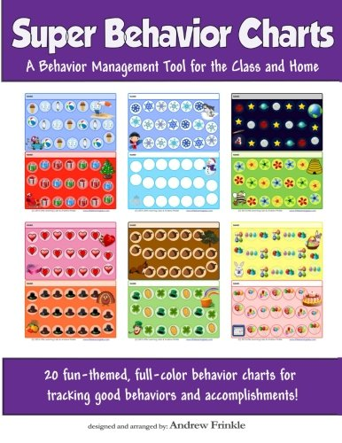 9781512197600: Super Behavior Charts (Classroom Tools) (Volume 2)
