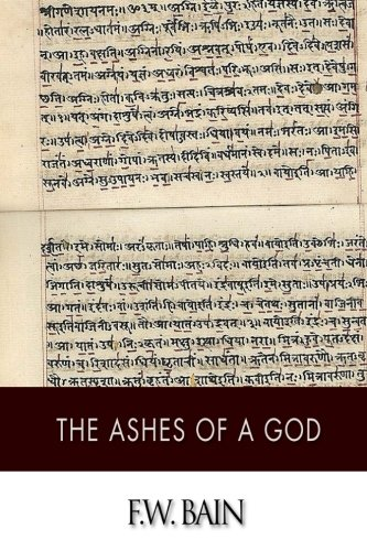 9781512198492: The Ashes of a God