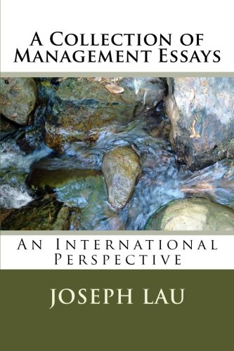 9781512206272: A Collection of Management Essays