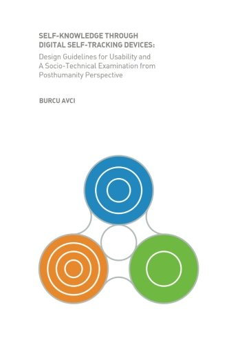 9781512210156: Self-Knowledge through Self-Tracking Devices: Design Guidelines for Usability and a Socio-Technical Examination from Posthumanity Perspective