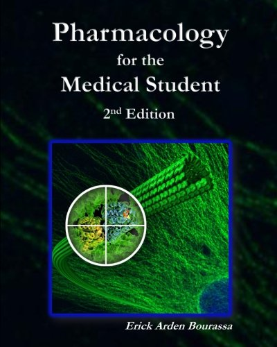 9781512212624: Pharmacology for the Medical Student
