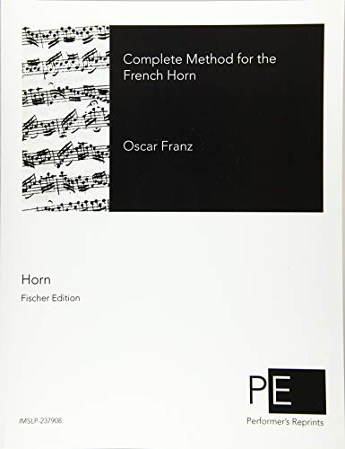 9781512212730: Complete Method for the French Horn