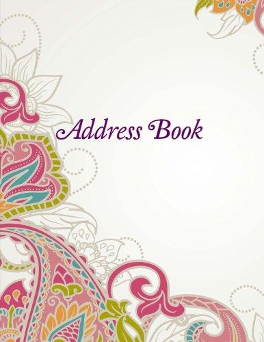 9781512216479: Address Book (Simple and Elegant Address Books) (Volume 46)