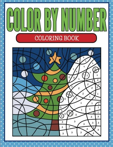 9781512223170: Color By Number Coloring Book