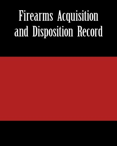 Firearms Acquisition and Disposition Record: Spencer Ash