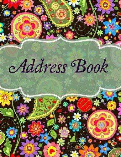 9781512229349: Address Book (Simple and Beautiful Address Books) (Volume 52)