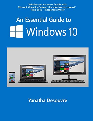 9781512230987: An Essential Guide to Windows 10