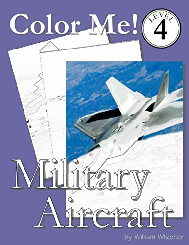 9781512238808: Color Me! Military Aircraft