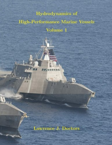 9781512244717: Hydrodynamics of High-Performance Marine Vessels: Volume 1