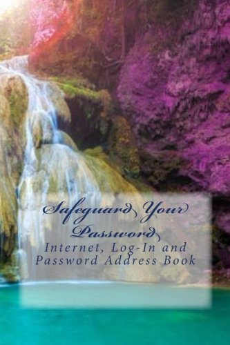 9781512253283: Safeguard Your Password: Internet, Log-In and Password Address Book (Internet Address Book)