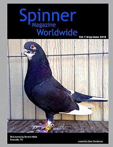 9781512254211: Spinner Magazine Worldwide (Volume 1)