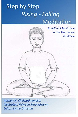 9781512258882: Step by step Rising-Falling Meditation: Buddhist Meditation in the Theravada Tradition