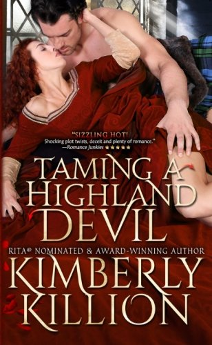 9781512273892: Taming A Highland Devil