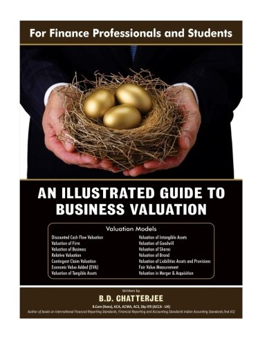 9781512276817: An Illustrated Guide to Business Valuation