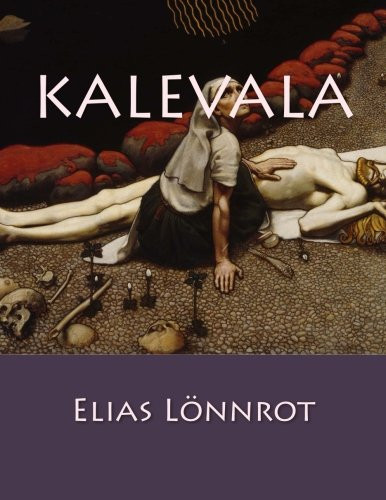 9781512286847: Kalevala (Finnish Edition)