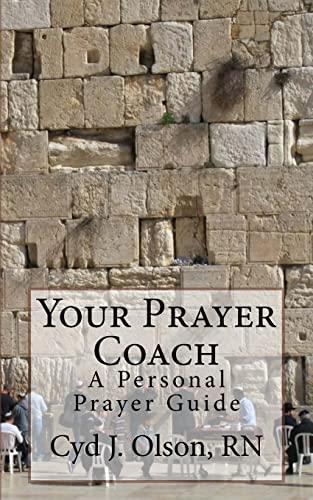 9781512290080: Your Prayer Coach: A Personal Prayer Guide
