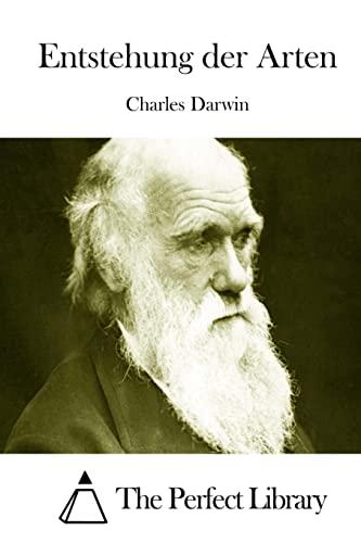 Entstehung Der Arten: Darwin, Charles