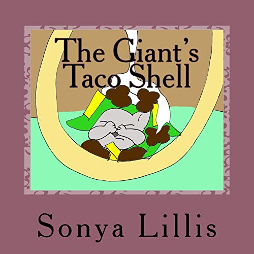 9781512313086: The Giant's Taco Shell