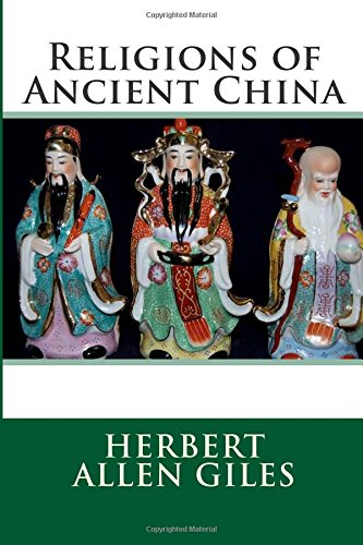 9781512314137: Religions of Ancient China