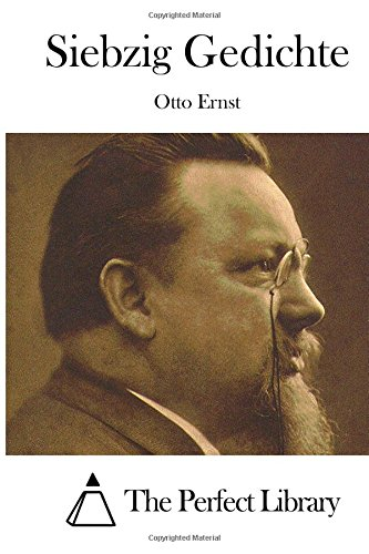 9781512314472: Siebzig Gedichte (Perfect Library) (German Edition)