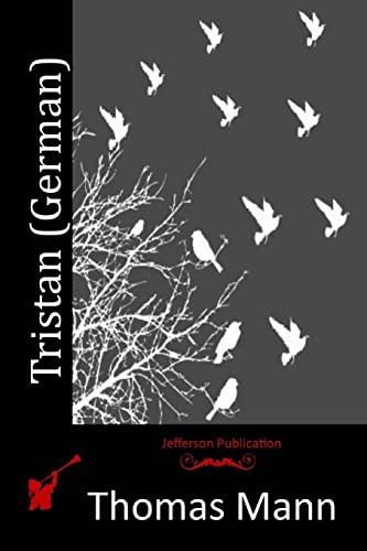 9781512316964: Tristan (German) (German Edition)
