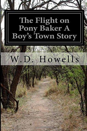 9781512320343: The Flight on Pony Baker A Boy's Town Story
