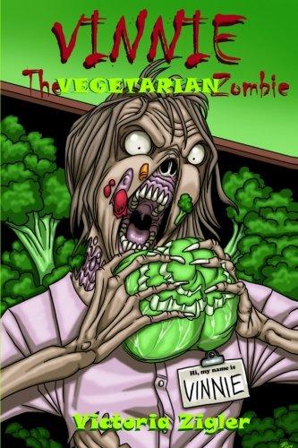 9781512324259: Vinnie The Vegetarian Zombie