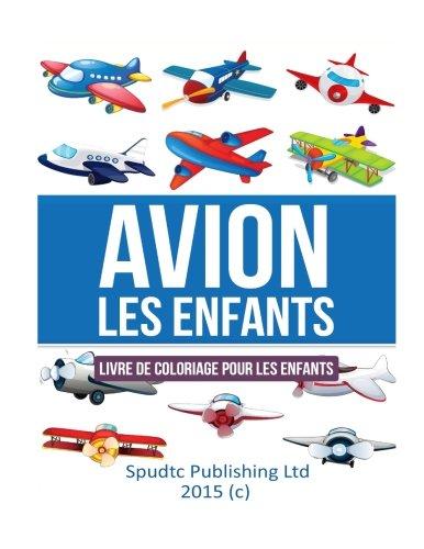 9781512325133: Avion les enfants: Livre de coloriage pour les enfants