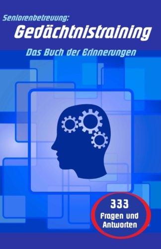 9781512330410: Gedächtnistraining: Das Buch der Erinnerungen