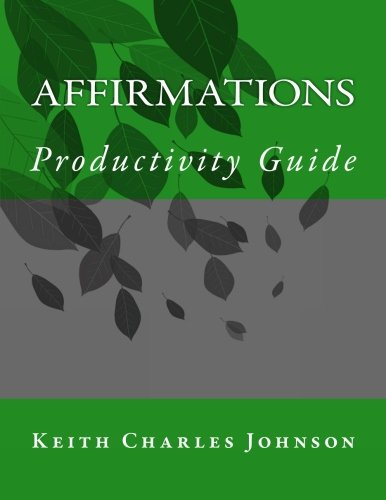 9781512337167: Affirmations Productivity Guide