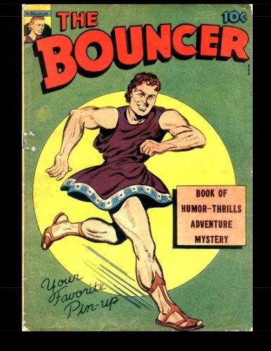 9781512339345: The Bouncer #10: 1944 Superhero Comic