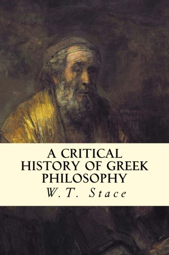 9781512340747: A Critical History of Greek Philosophy