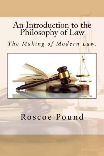9781512346992: An Introduction to the Philosophy of Law