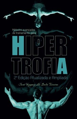 9781512348798: Métodos avançados de treinamento para hipertrofia (Portuguese Edition)