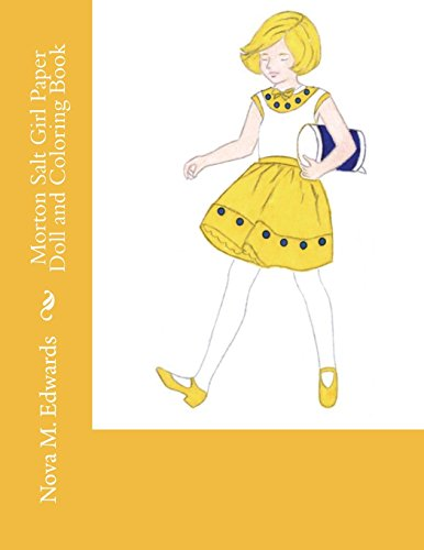 9781512350531: Morton Salt Girl Paper Doll and Coloring Book