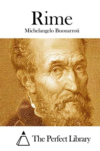 9781512351026: Rime (Perfect Library) (Italian Edition)