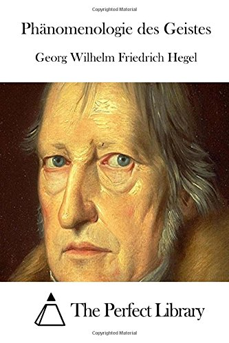9781512352900: Phänomenologie des Geistes